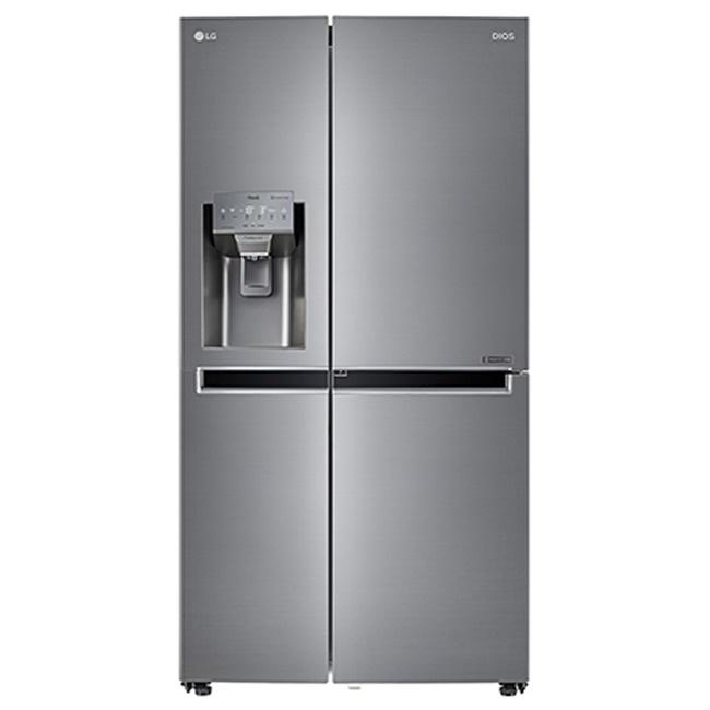 LG전자 J813S35E 1등급 냉장고 얼음정수기 양문형 매직스페이스