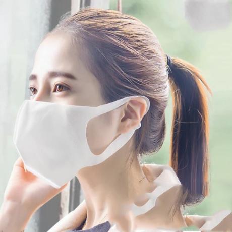 호랑이마스크 3D마스크 화장땀 여름용마스크 성인용, 1개, 50매