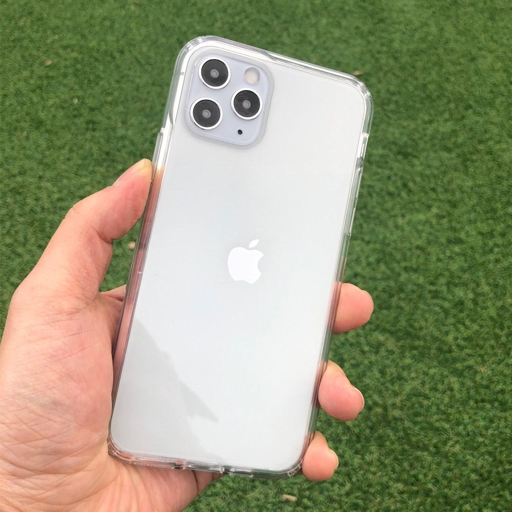아이폰 변색없는 투명 케이스