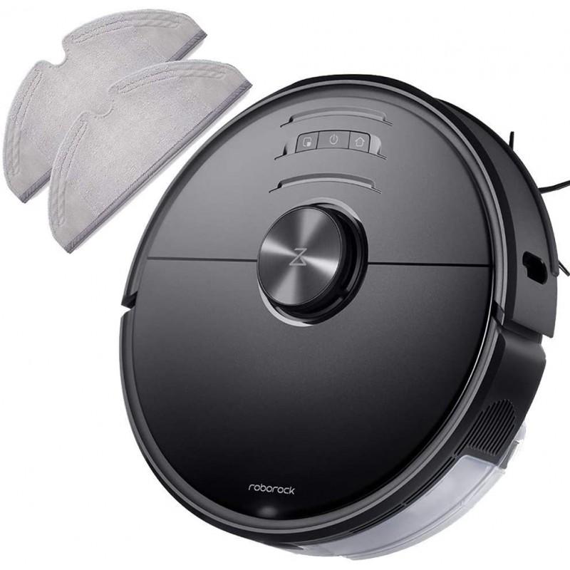 [110볼트] - Roborock S6 MaxV 로봇 청소기 및 걸레질(2개) 번들 -, 단일옵션-8-5918087341