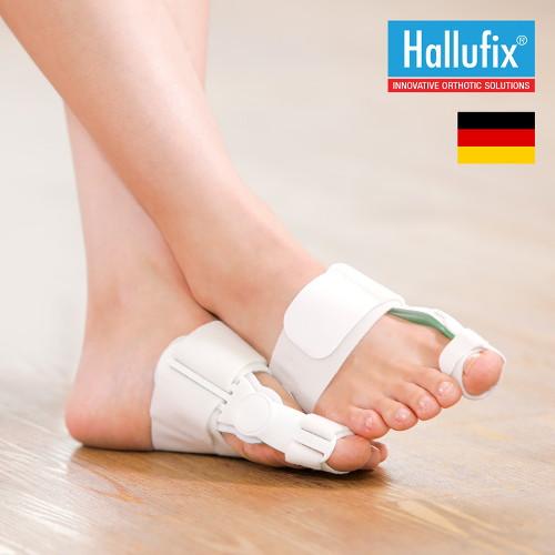 할루픽스 무지외반증교정기 2개 세트 엄지 발가락교정기, 단품없음