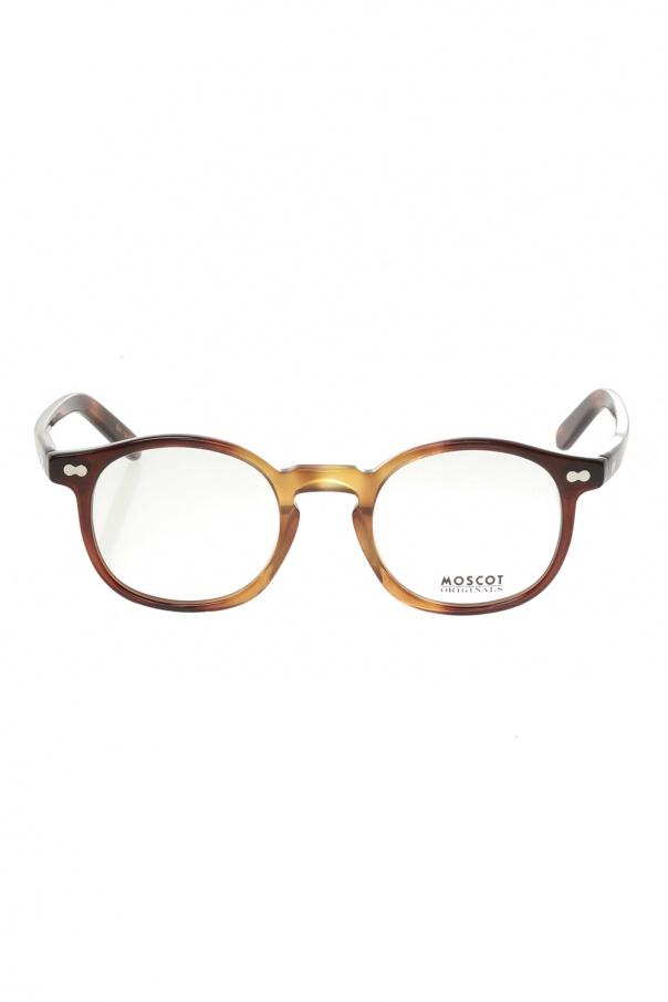 Moscot 'Velvyl' glasses VELVYL 0-2001-01 TOBACCO 150불 이상 주문시 부가세 별도