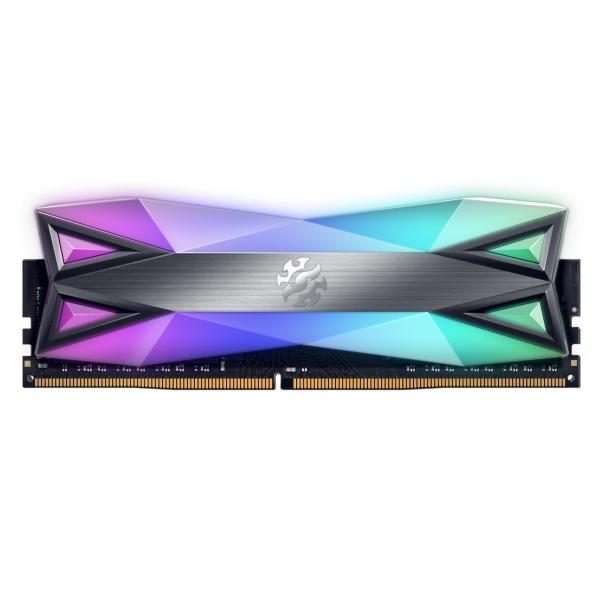 ADATA XPG DDR4 32G PC4-25600 CL16 SPECTRIX D60G RGB (16Gx2), 단일상품
