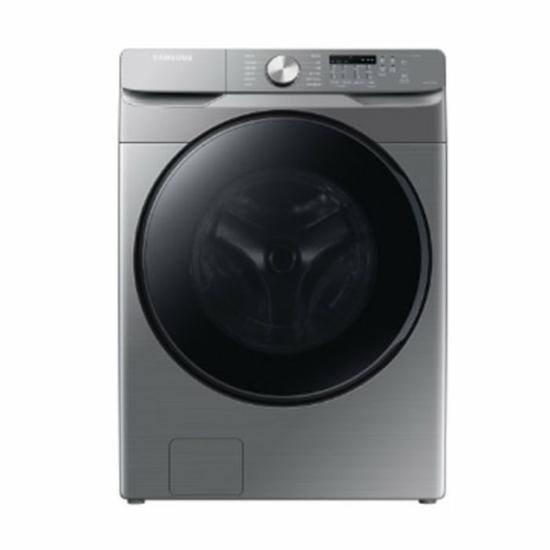 Product Image of the [K쇼핑]삼성 드럼세탁기 WF21T6000KP [21KG/버블세탁/이녹스]