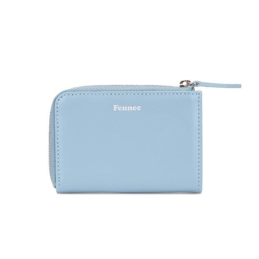 페넥 미니 지갑 2 포그 블루, 단일상품