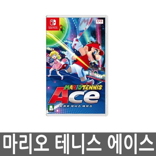 ksw93820 닌텐도스위치 마리오테니스 에이스 ACE 한국 tm144 정식발매, 1