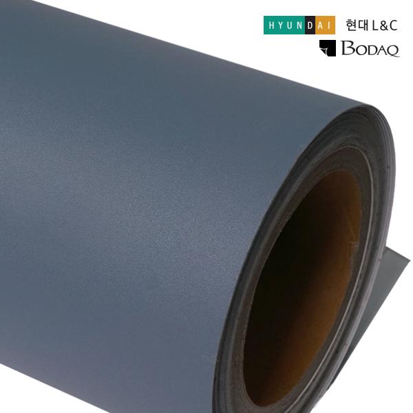 현대엘앤씨 인테리어필름 단색시트지 시트지, 그레이-S198