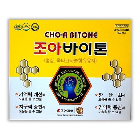 조아제약 조아바이톤 20mL 30앰플(1개월분) 효과빠른 농축앰플, 1박스, 30앰플