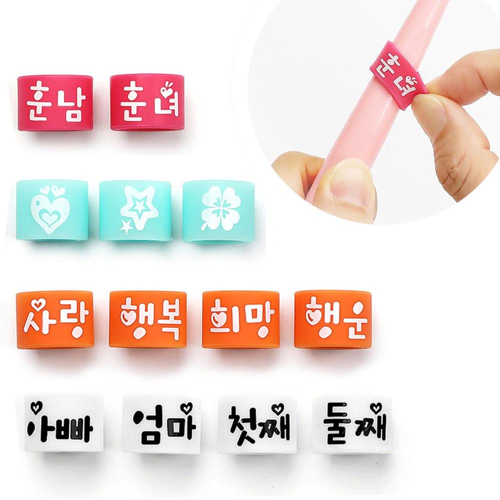 칫솔걸이 휴대용 칫솔통 도자기 칫솔꽂이 실리콘 커플 칫솔이름표 치솔 욕실용품, 오렌지(연인세트 훈남.훈녀)