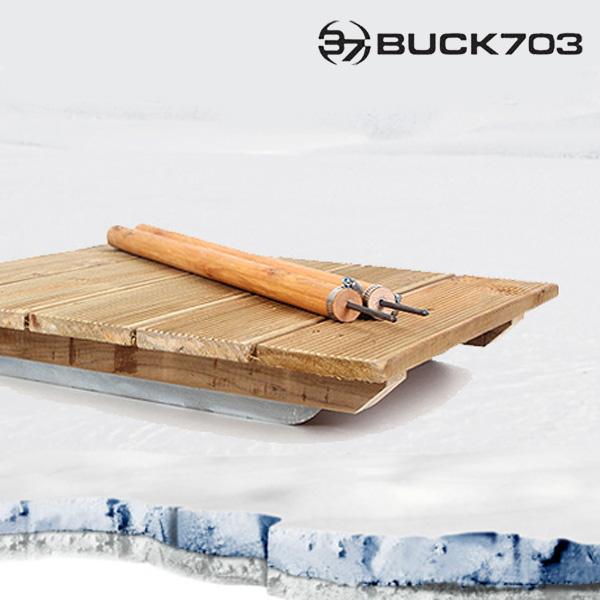 얼음썰매 국내 수제작 명품썰매 눈썰매 썰매
