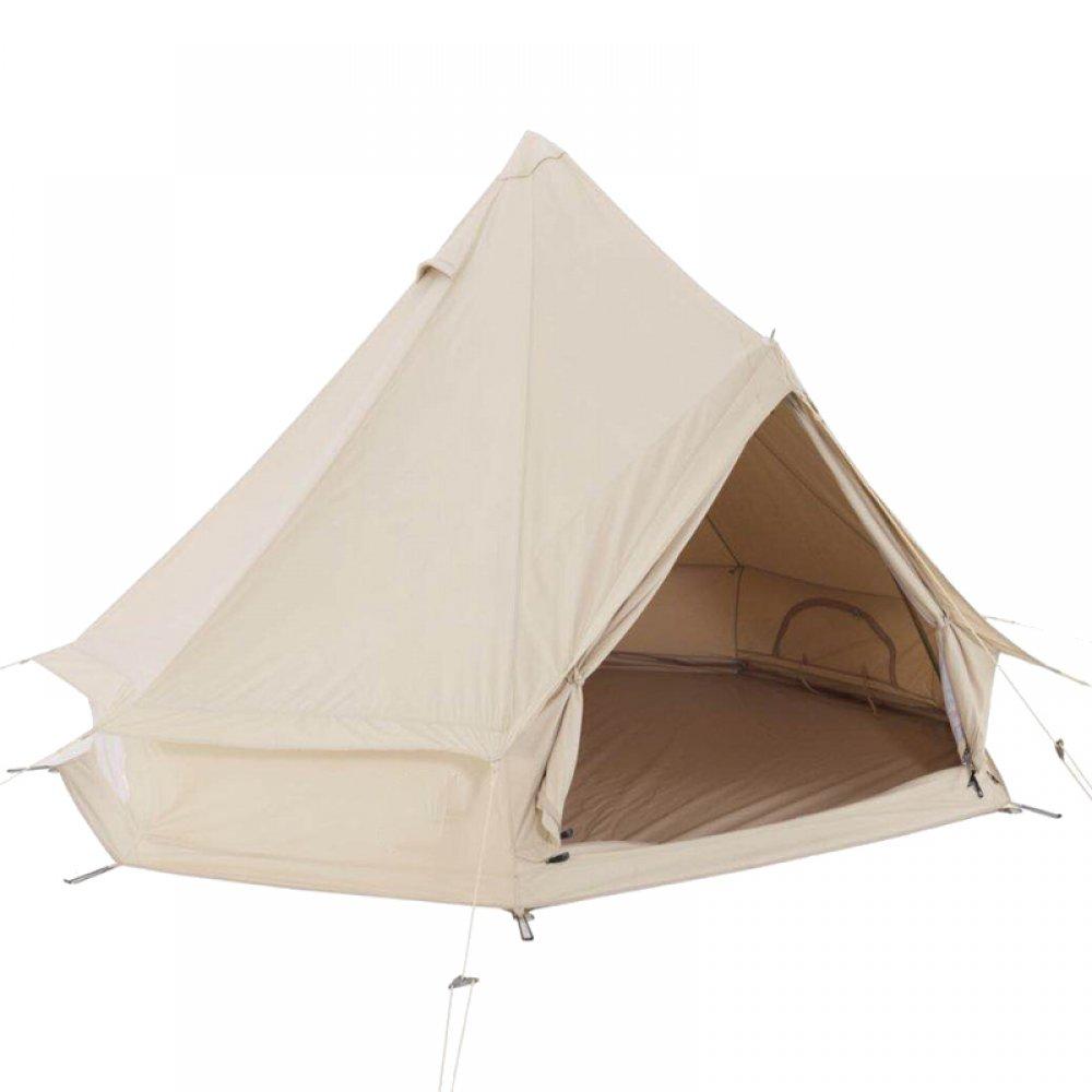 야외 컴핑 텐트 7-8인용, 4x3미터 로드 없음, 없음