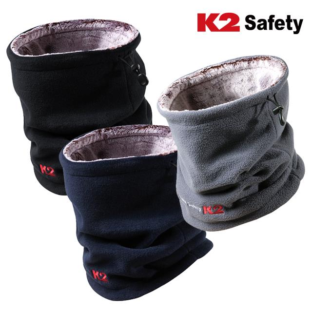 K2 넥게이터 보온용품 넥워머, 네이비