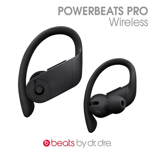 [애플] 파워비츠 프로 Powerbeats pro Totally Wireless - 블랙, 상세 설명 참조