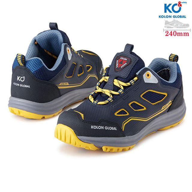 코오롱글로벌 KG-410 안전화(4형 코오롱 안전용품 strj21438