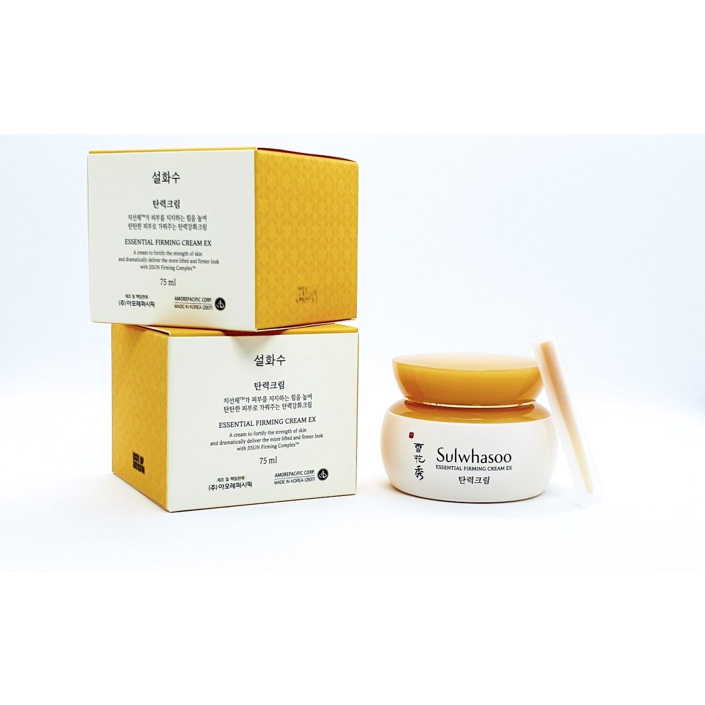설화수 탄력크림 75ml (대용량)
