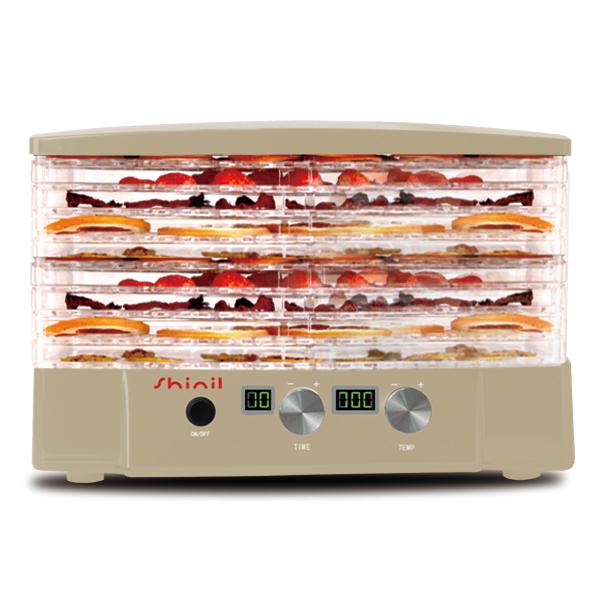신일 8단 식품건조기 과일 채소 육류 생선 수제간식 애견간식 건조기 SFD-PG08W, SFD-PG08WK