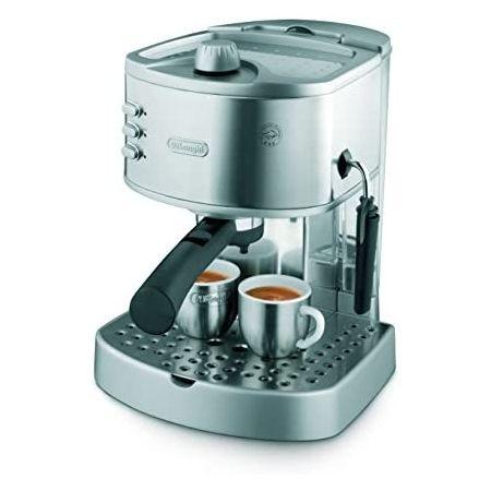 DeLonghi America EC330 Icona Collection Pump Espresso Machine Stainless Steel, 상세 설명 참조0