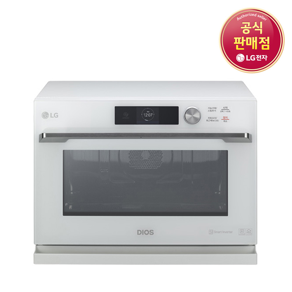 LG전자 [공식판매점] 디오스 광파오븐 ML32WW 32L 화이트 광파 오븐