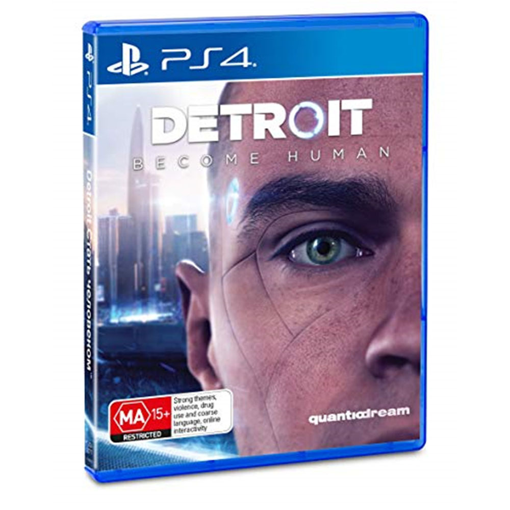 디트로이트 비컴 휴먼 Detroit Become Human - PS4, 단일상품