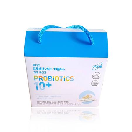 애터미 프로바이오틱스 10플러스 친생유산균 120일분 120포, 상세페이지 참조, 상세페이지 참조