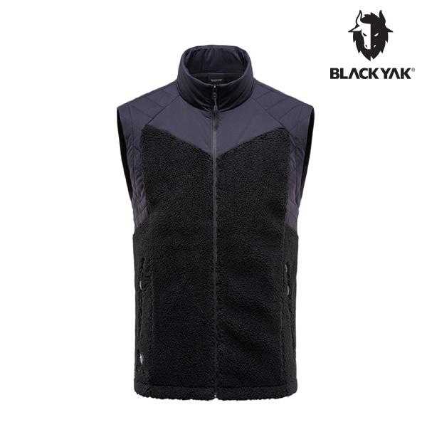 블랙야크 남성 B6XR3베스트 조끼 블랙 1BYVSW6001