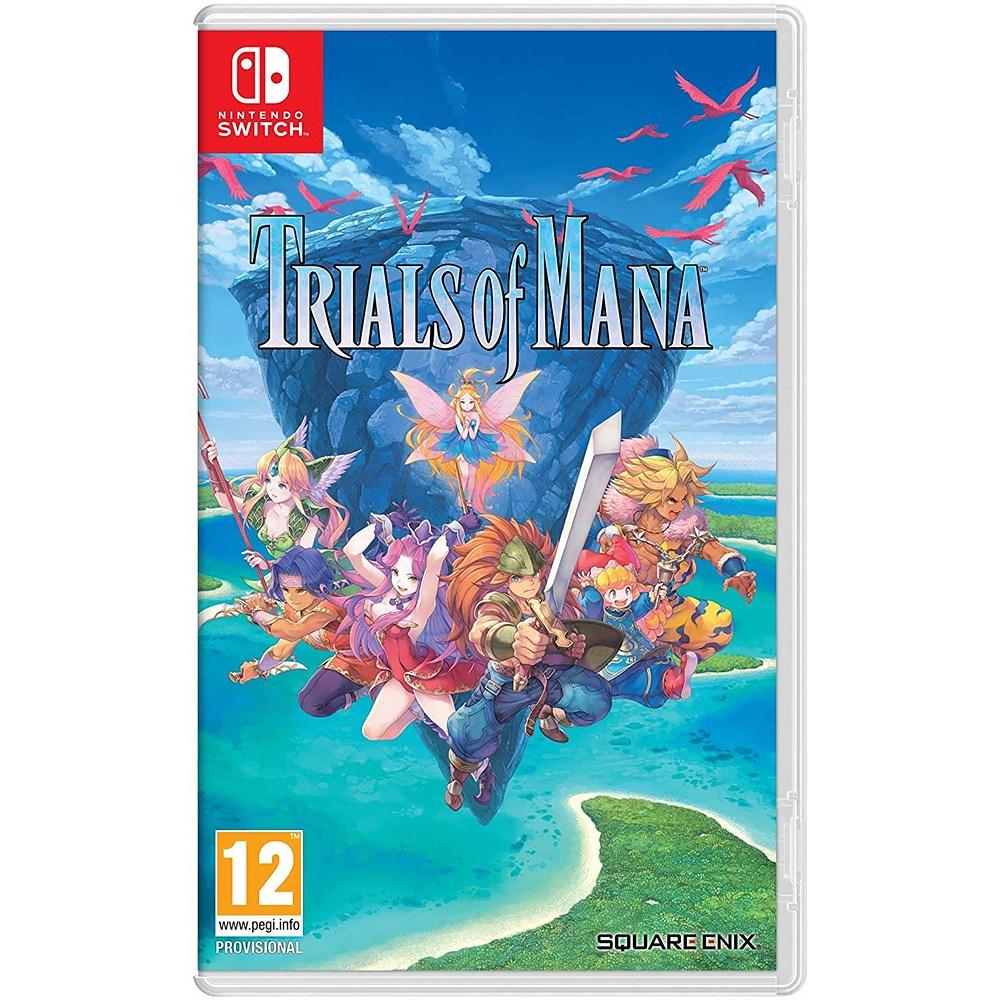 성검전설 3 TRIALS of MANA - 닌텐도 스위치, 단일상품