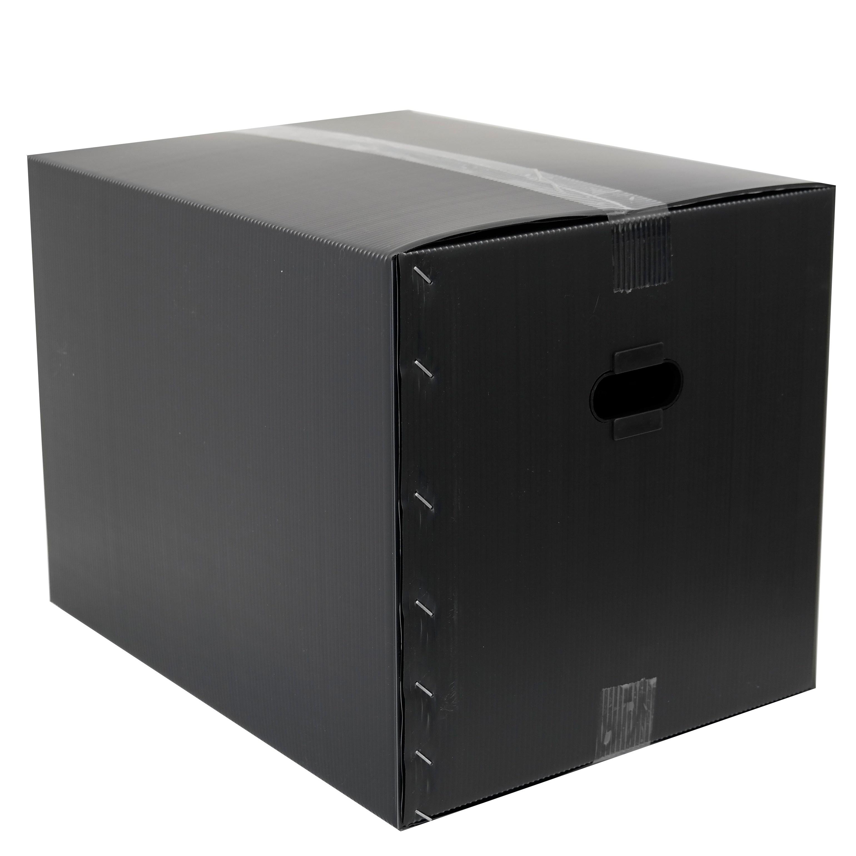 가나PB유통 이사박스 3.5T 5개 무료배송, 블랙6호