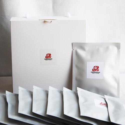 모건스페셜티커피_드립백 커피선물세트, 10개입, 브라질 드립백커피