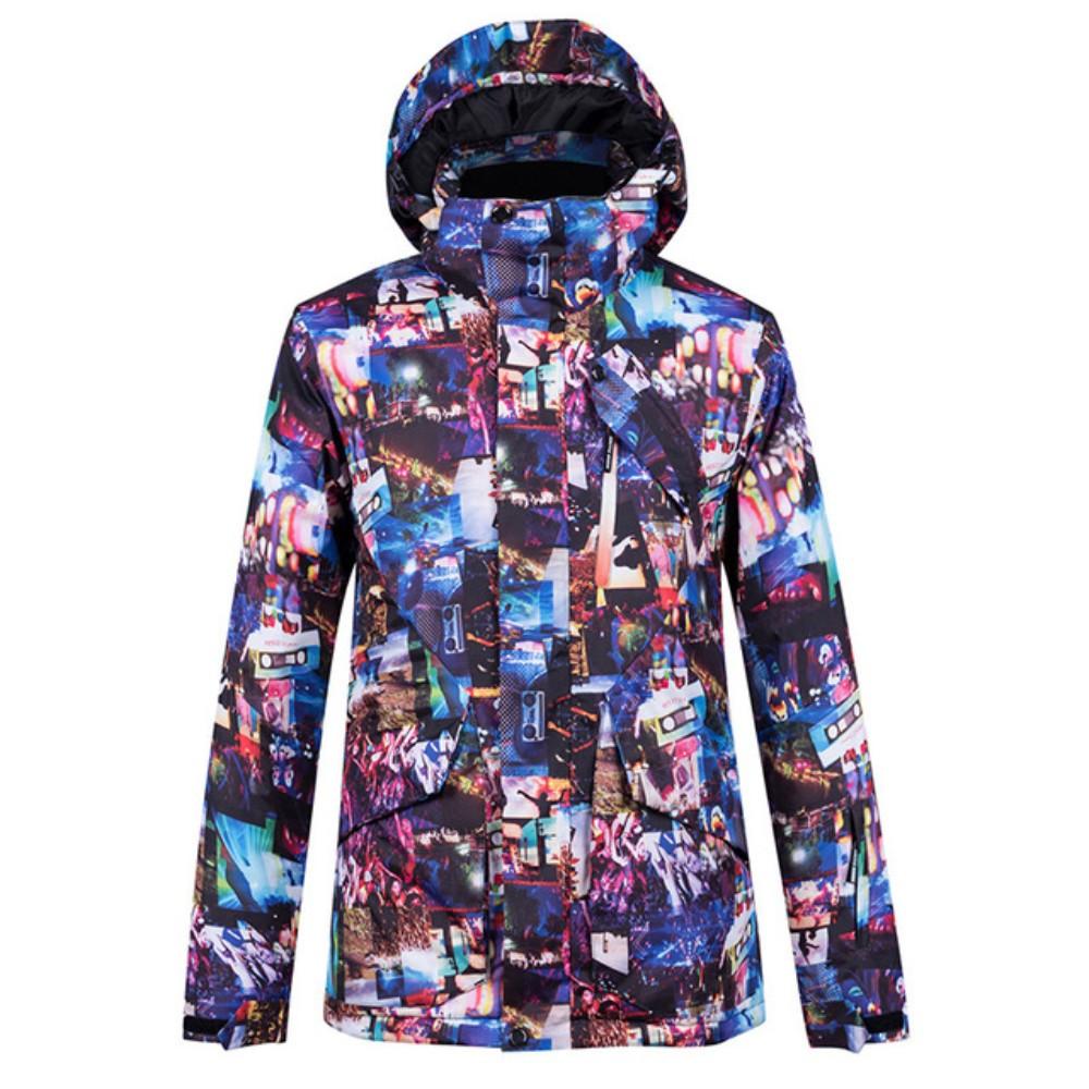 남녀공용 스키복 스노우보드복 바람막이 방수 점퍼 보드복 자켓