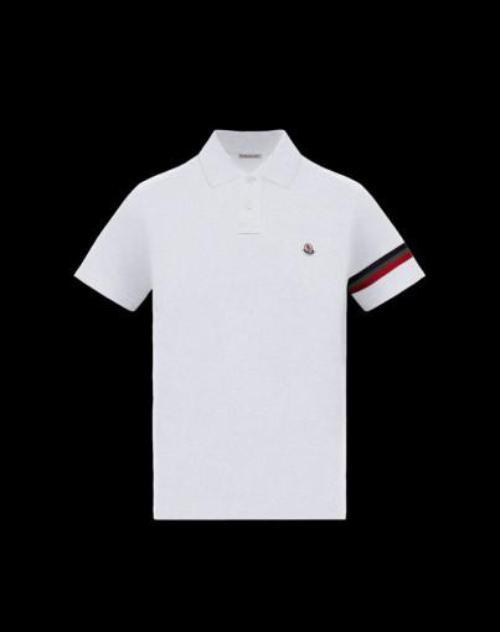 몽클레어 굿럭명품샵 리플렉티브 폴로 셔츠 8A7090084556001 반팔 티셔츠