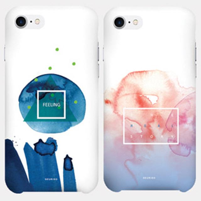 47 헤이온 / 갤럭시 온7 프라임 2018 번지다 하드케이스 G611 핸드폰케이스 귀여운핸드폰케이스 특이한핸드폰케이스 BAR형