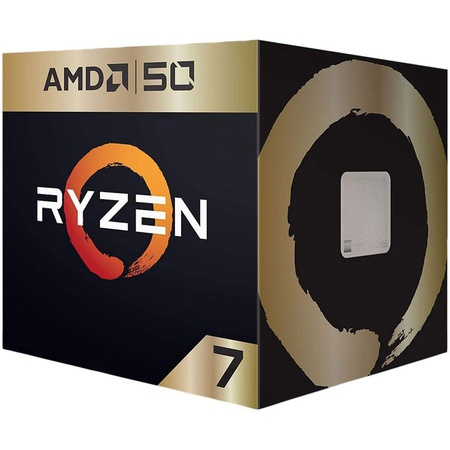 AMD Ryzen 7 2700X AMD50 Gold Edition 3.7 GHz (4.3 GHz Max Boost) Socket AM4 YD270XBGAFA50 Desktop Pr, 상세 설명 참조0