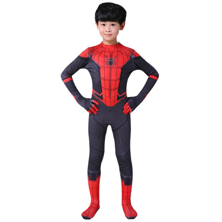 (국내배송)더루비샵 스파이더맨 옷 파프롬홈 코스프레 코스튬 슈트 할로윈의상