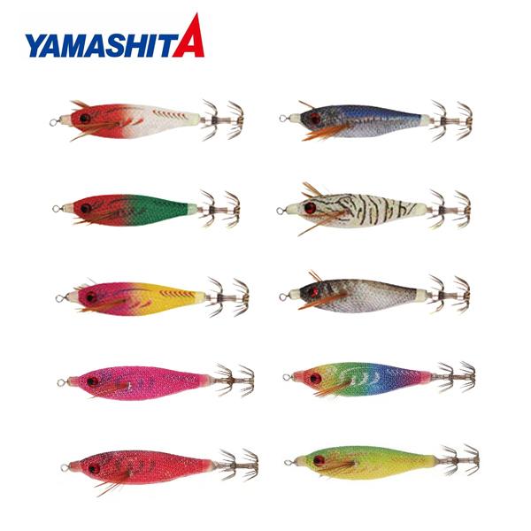 야마시타 수평 드롭퍼 에기 70mm 드롭파 쭈꾸미 갑오징어 한치, 01_F/레드헤드(102)