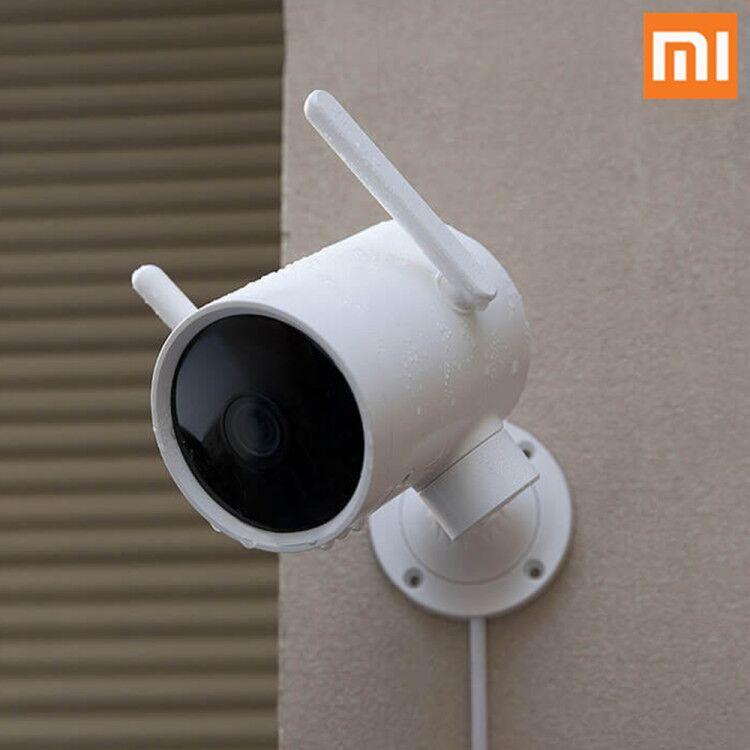 샤오미 스마트 실외 CCTV (글로벌버전 최신형)1080P 야외 웹캠 홈카메라 홈캠