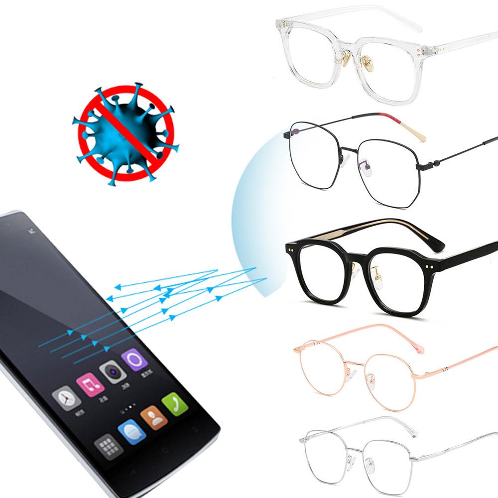원웨이 블루라이트차단안경 5종 안경테 남자 여자 뿔테 투명안경테 동글이 안경
