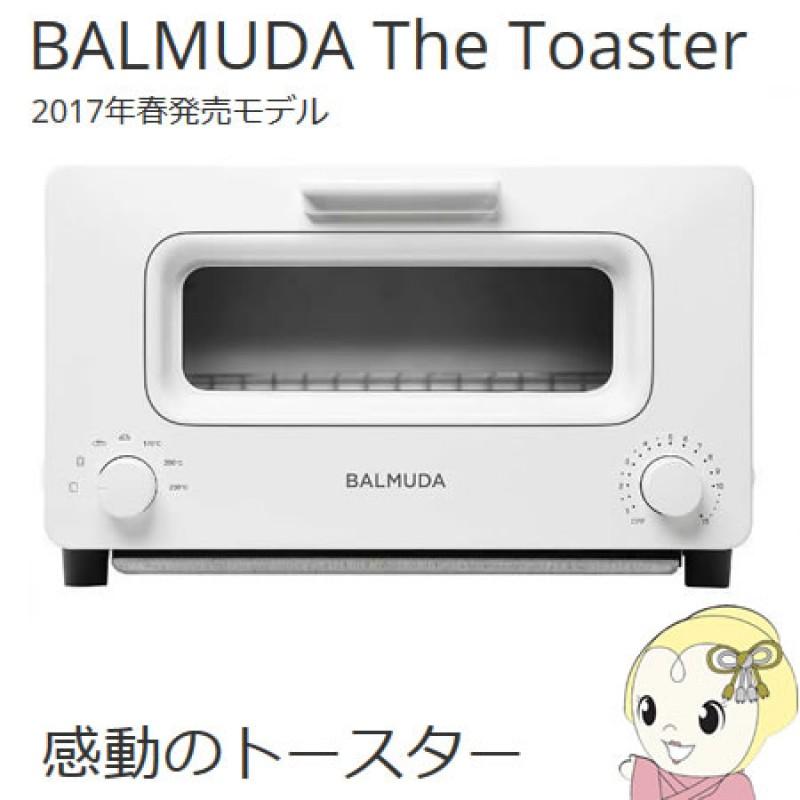 [감동의 토스터]K01E-WS바루 뮤 다 증기 토스터 BALMUDA The Toaster[KK9N0D18P], 단일상품