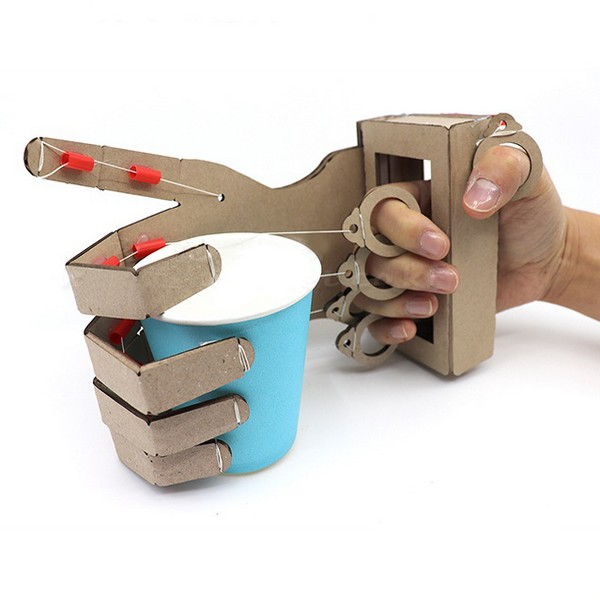 사이언샵 로봇팔만들기(4인세트)