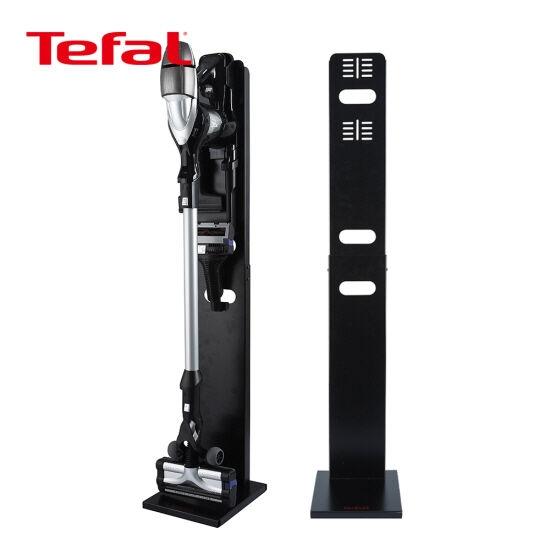테팔 무선청소기 에어포스 360 TY-9086 에어케어시스템 블랙&그레이, 테팔무선청소기ty-9086거치대포함