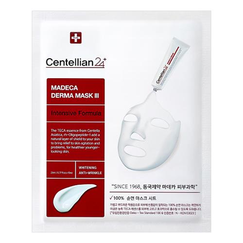 동국제약 센텔리안24 마데카 더마 마스크팩 23ml, 1매, 30개