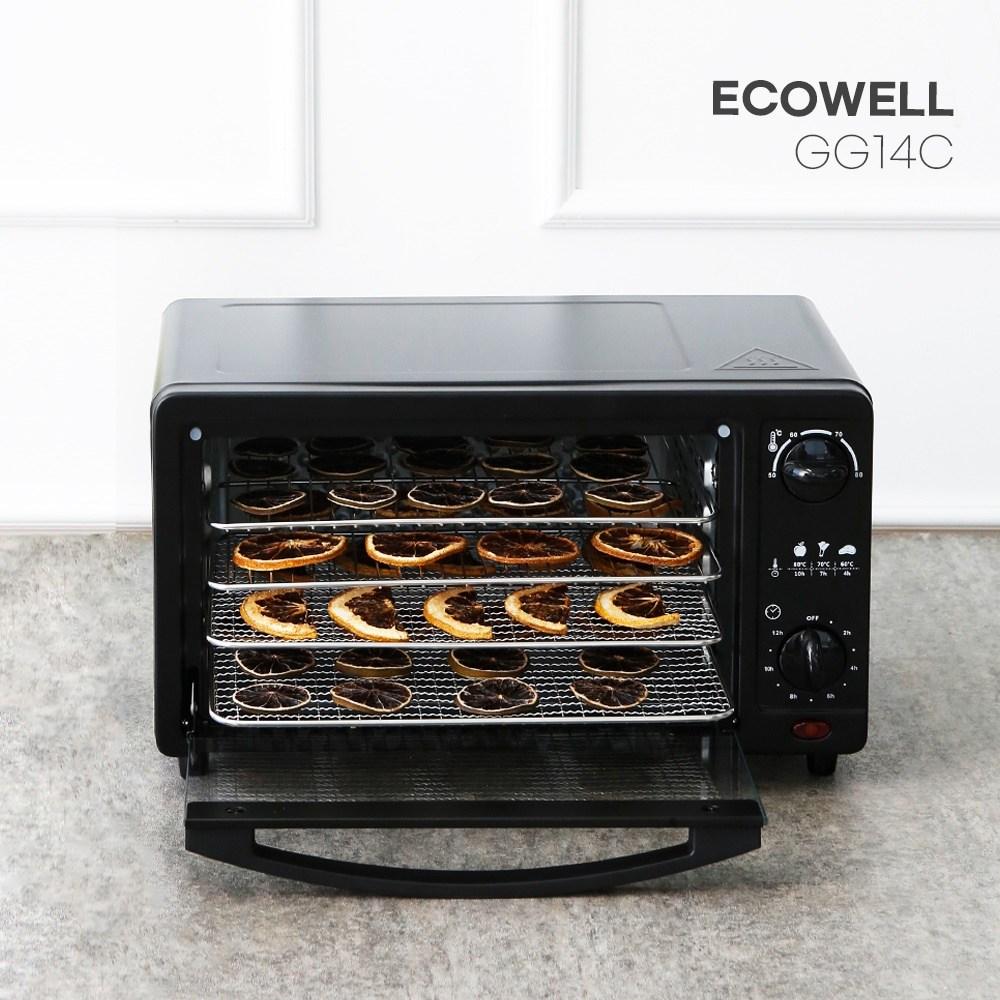 에코웰 스텐레스 식품건조기 과일야채건조기 GG14C