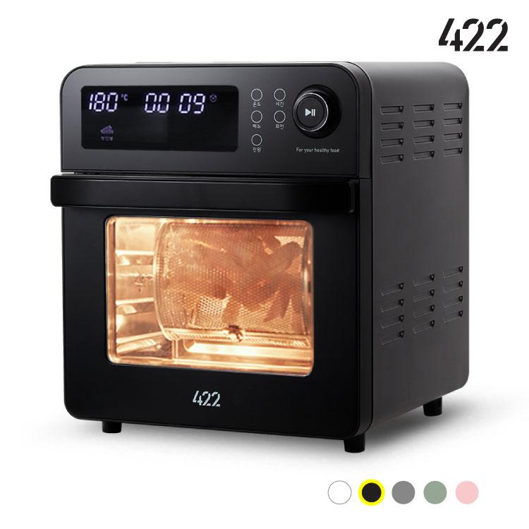 422 요리는장비빨 AF13L 올스텐 에어프라이어 13리터, 블랙 (POP 2129170453)