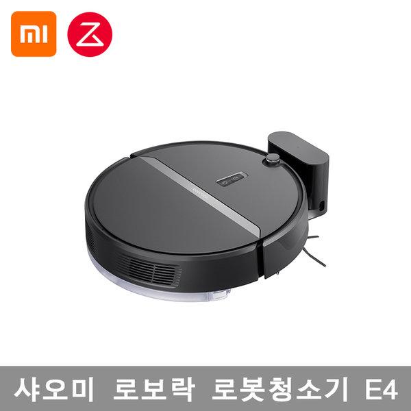 샤오미 로봇청소기 7세대 E4 물걸레 정식수입 한글버전, 로봇청소기 (7세대)