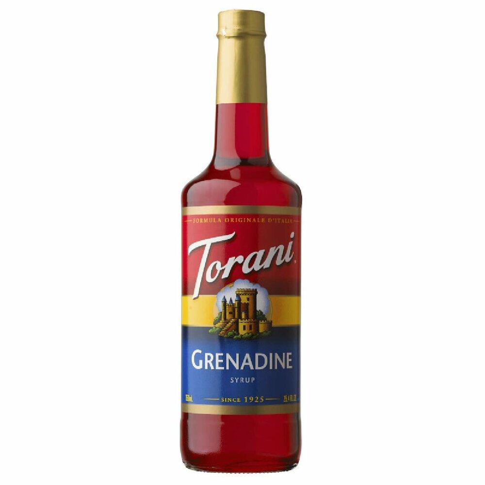 Torani Grenadine Syrup 토라니 그레나딘 시럽 750ml, 1개