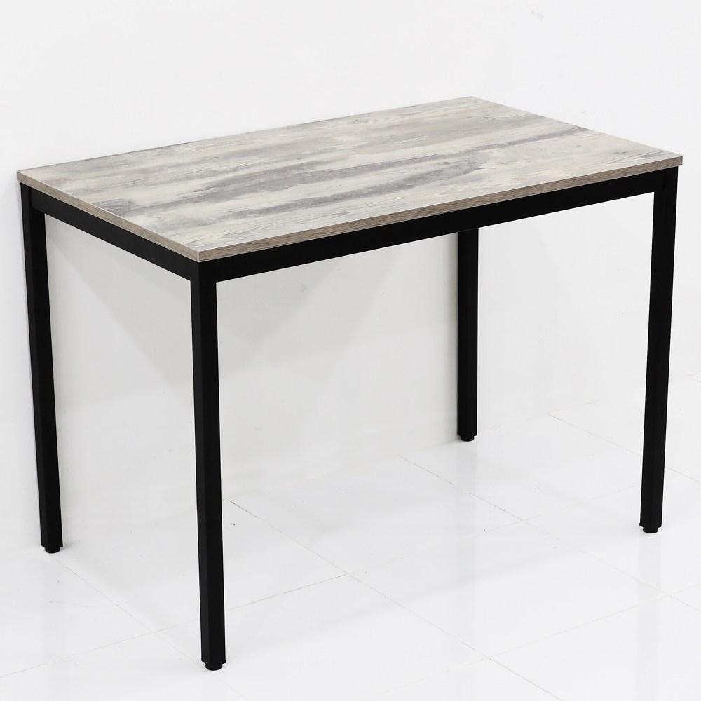 THEJOA 모던테이블 카페 테이블 업소용 입식 식탁 카페/업소용/식탁/컴퓨터책상, 1000빈티지그레이