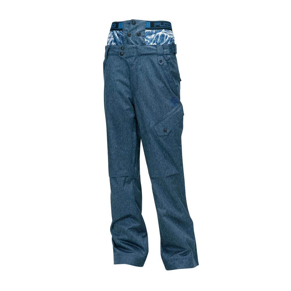 푸조 남성용 스노우보드 하의 블루 N9FZF901-2