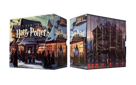 Special Edition Harry Potter Paperback Box Set, Scholastic Inc