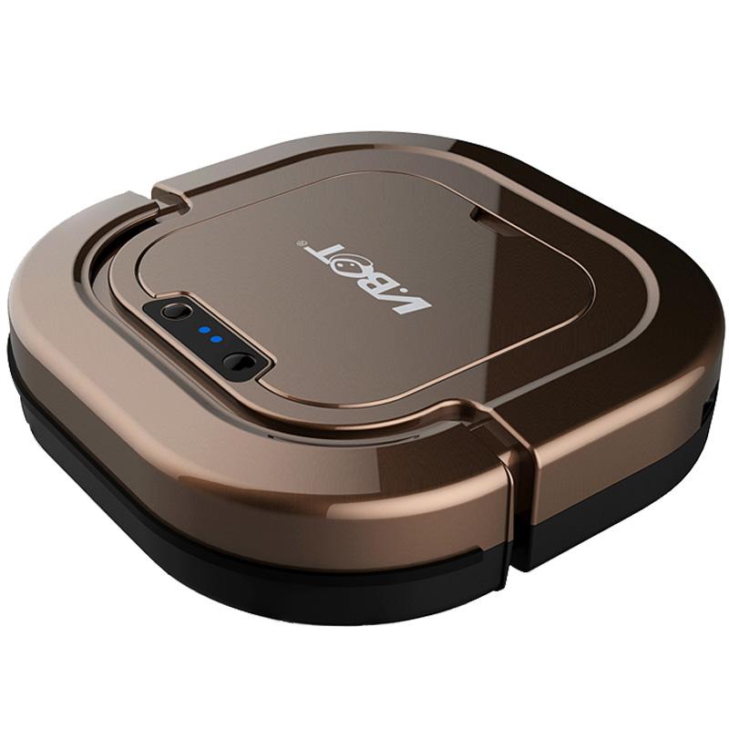 로봇청소기 대만 전자동 스마트 가정용먼지청소 건조기 물걸레 스팀걸레, T05-자동 충전+건습 닦기+타이머 타임 커피색