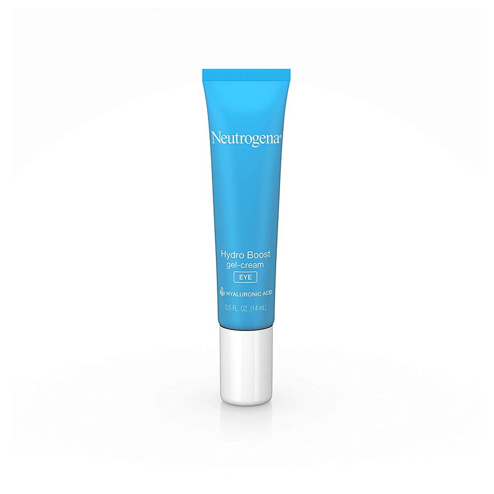 Neutrogena Hydro Boost Gel Eye Cream 뉴트로지나 하이드로 부스트 젤 히알루론산 아이 크림 0.5oz(14mL), 1개