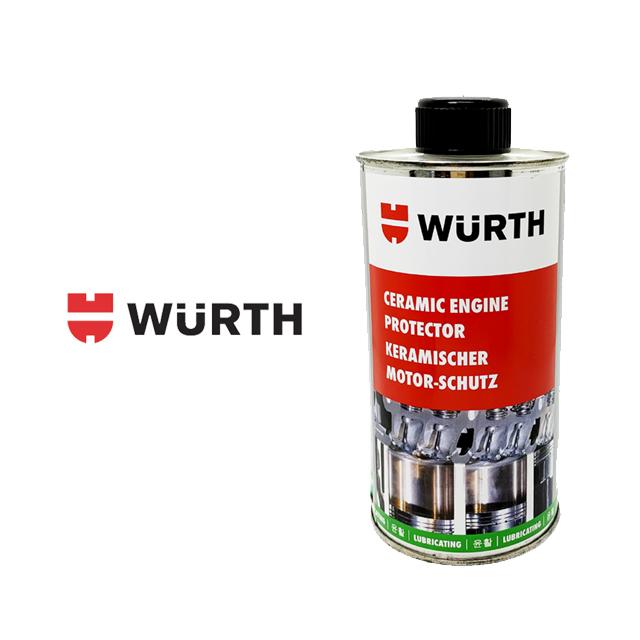 [WURTH] 뷔르트 세라믹엔진프로텍터 450ml 엔진오일첨가제 엔진코팅제